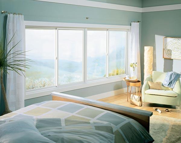Sliding Window For Bedroom